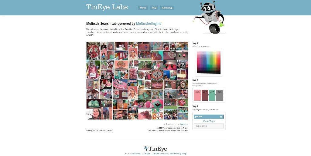 Tineye-url-selection