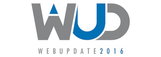 Il WebUpdate 2016 si svolgerà il 19 marzo a Napoli