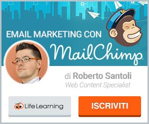 Corso Email Marketing con MailChimp