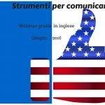 Webinar gratis in inglese. Giugno 2016