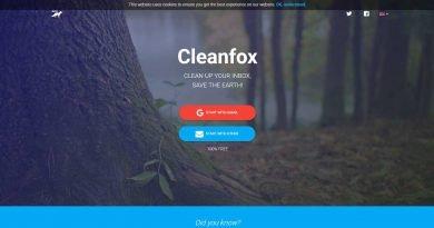 Cleanfox. Cancella le iscrizioni alle newsletter in un click