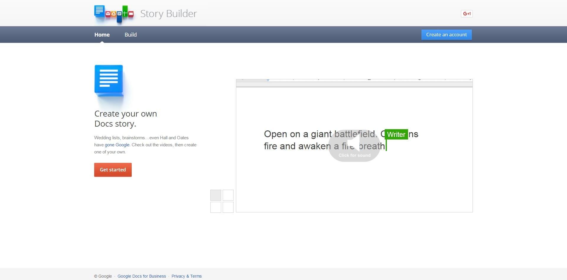 Google Story Builder. Narrazioni semplici ed interattive