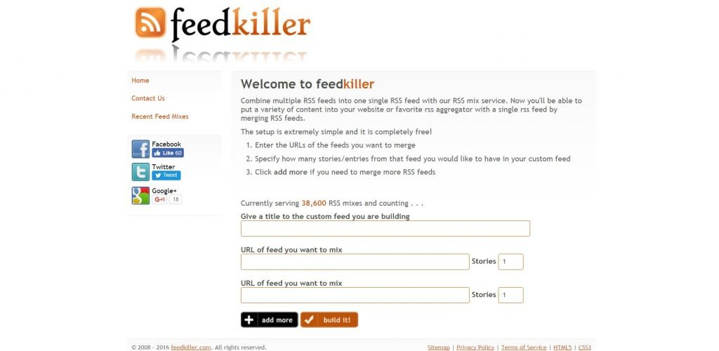 feedkiller-home